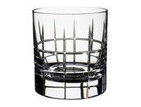 ORREFORS CRYSTAL Whiskey glas STREET set 2 stuks
