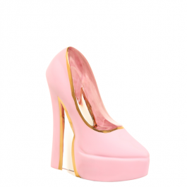 KOSTA BODA MAKE-UP Stiletto schoen Pearl Pink