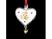 HOLMEGAARD CHRISTMAS HEART 2018