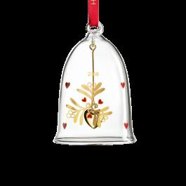 HOLMEGAARD CHRISTMAS BELL 2018